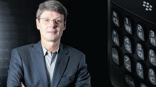 RIM CEO Thorsten Heins: BlackBerry 10 has 'clear shot' at being No.3