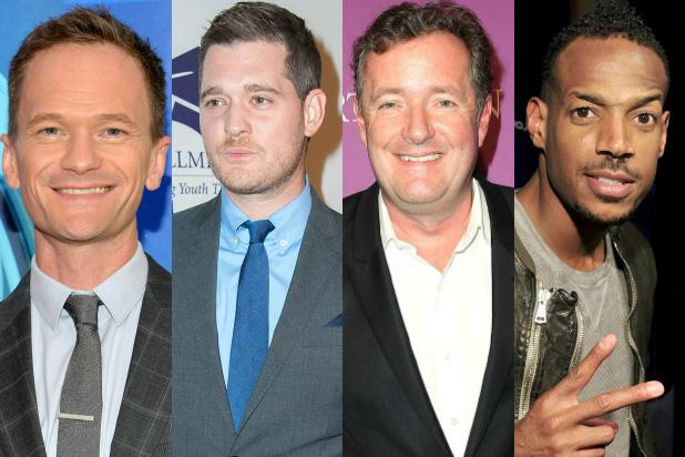Neil Patrick Harris, Michael Buble, Piers Morgan and Marlon Wayans to Guest Judge 'America's Got Talent'
