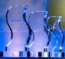 NXP's Identification Solutions Honored at 2012 SESAMES Awards