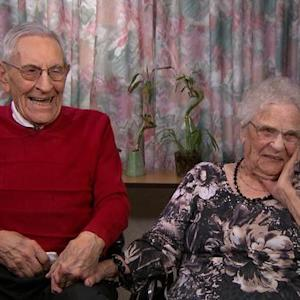 Advice from the longest-married couple in the U.S.