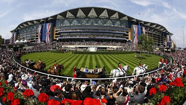 Generic shot of Royal Ascot horse racing festival (Reuters)