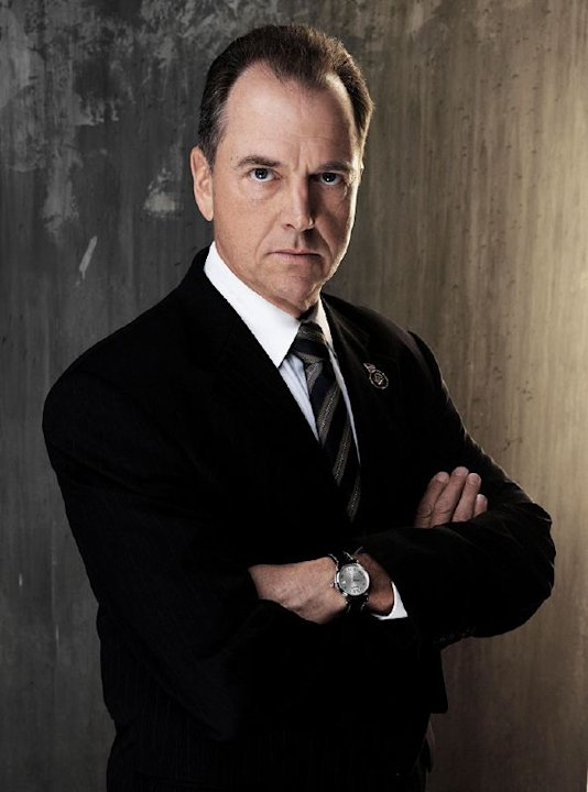 Gregory Itzin as President Charles Logan in 24 on FOX.