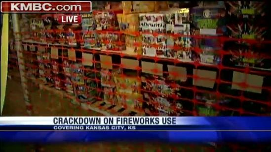 Police prepare to enforce fireworks, burn bans