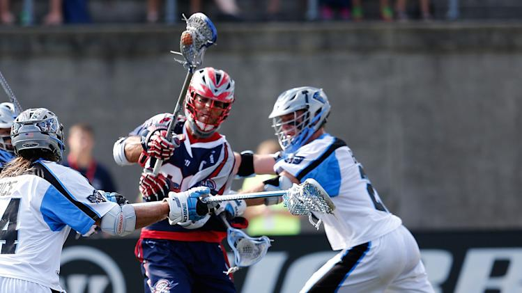 Ohio Machine v Boston Cannons