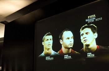 Historic fourth Ballon d'Or within Messi's grasp as all eyes turn to Zurich