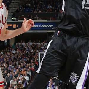 Bulls vs. Kings