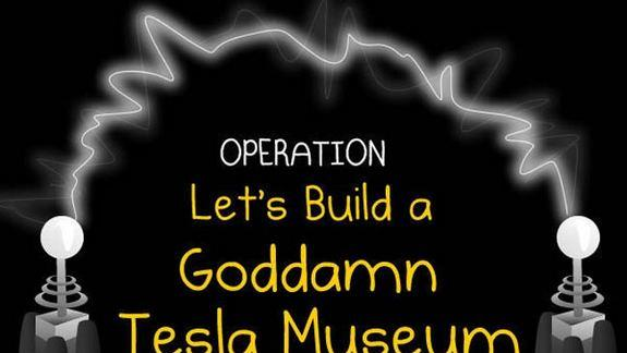 Internet Rallies to Save Tesla's Lab
