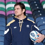 Tom Ryder is hopeful of getting more game time with Scotland when they take on Samoa