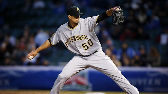 Pirates beat Castro (2 HRs) and Cubs 7-6