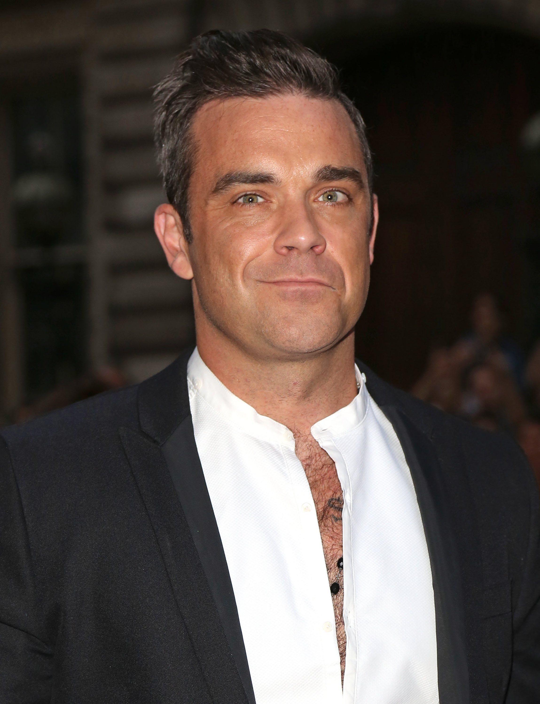 """Robbie williams: """"voglio una figlia educata"""". parola del neo papà"""