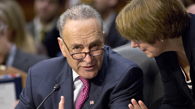Schumer: Immigration bill to pass Senate by July 4