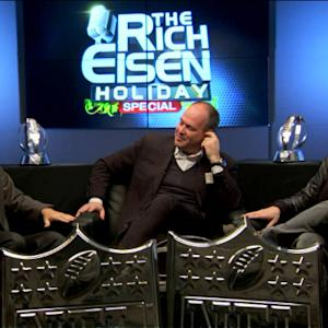 Rich Eisen Holiday Special Promo: Featuring the cast of 'Anchorman 2'