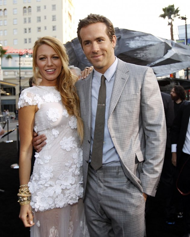 Blake Lively Weds Ryan Reynolds! But Who Designed Her Wedding Dress: Chanel Or Gucci?
