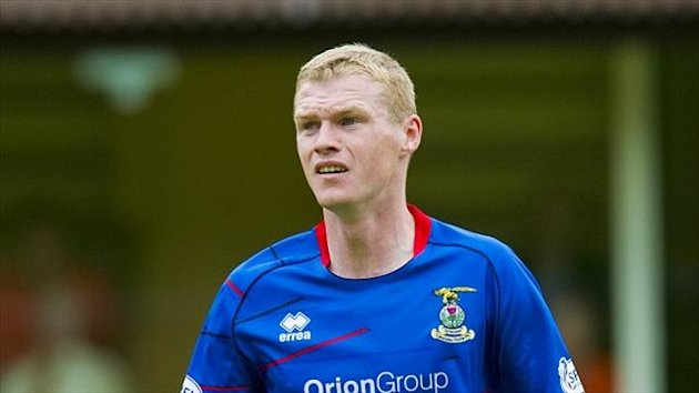 Billy McKay's brace guided Inverness to victory