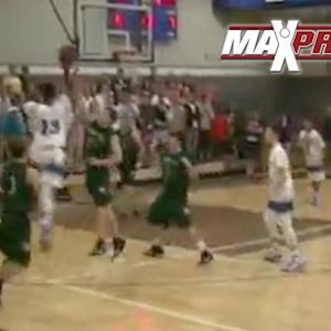 Trey Phills makes Steph Curry proud - #MPTopPlay