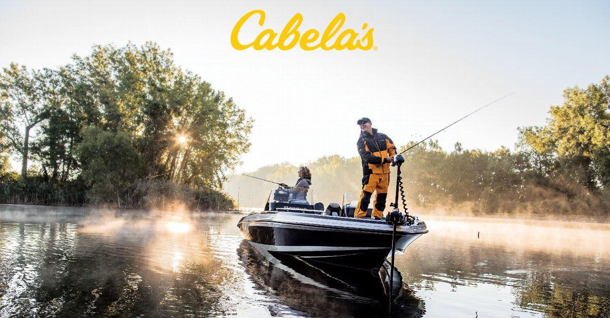Cabela's Tackle Box