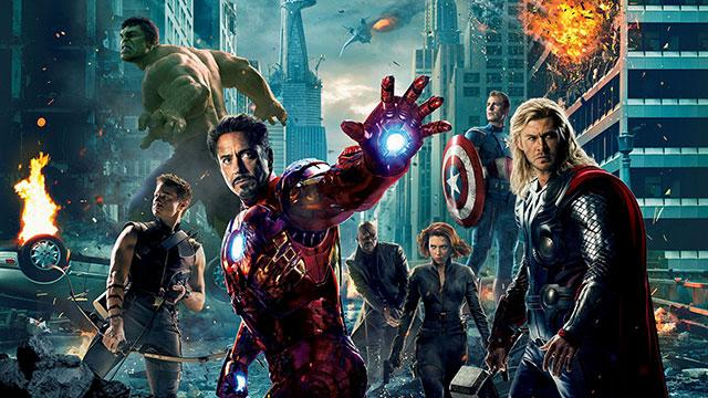 Marvel Announces Phase 2 For 'The Avengers'