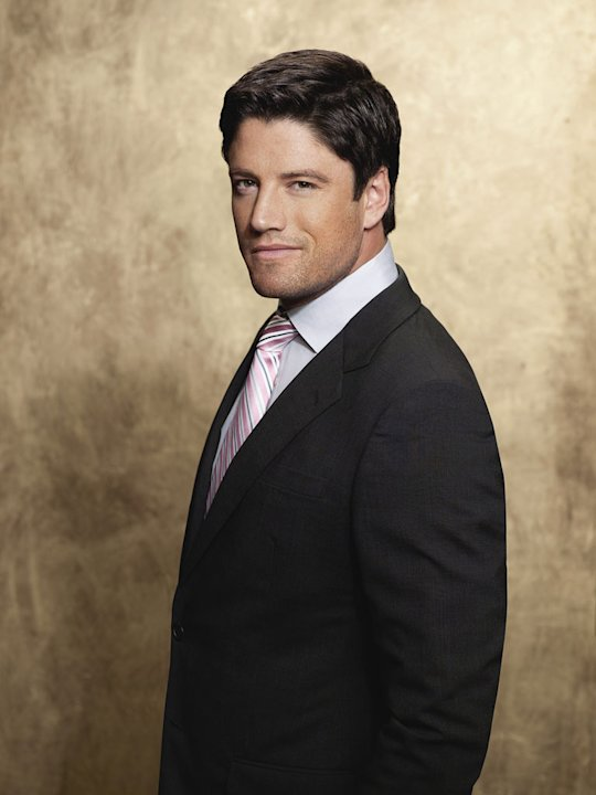 "James Scott stars as EJ Wells on ""Days of Our Lives."""