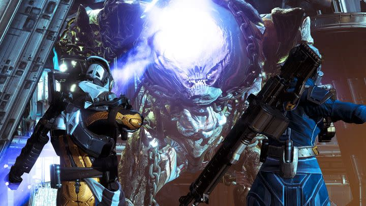 Here's how Destiny: The Taken King's new Court of Oryx mode works