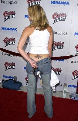 Amanda Detmer at the Beverly Hills premiere of Miramax's Full Frontal