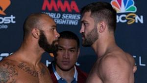 World Series of Fighting 5 Results: Arlovski Edges Kyle in Heavyweight War
