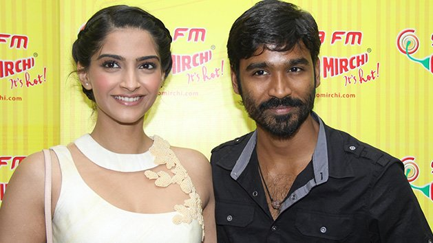 "Sonam Kapoor and Dhanush on Film ""Raanjhanaa"""