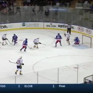 Cam Talbot Save on Filip Forsberg (15:41/3rd)