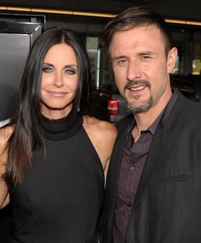 Courteney Cox: I &quot;Love&quot; David Arquette But We&#39;re Better as Friends