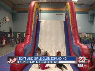 Boys and Girls Club is increasing their summer day camps