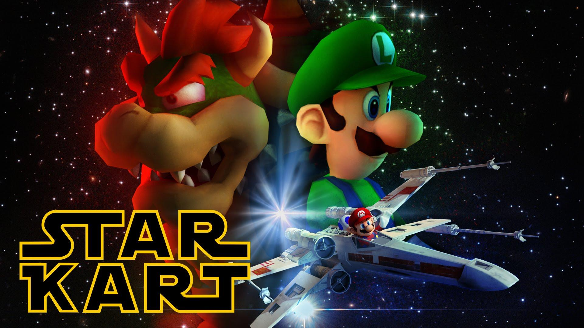 Star Wars gets mashed up with Mario Kart in the best video of the week