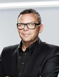 Peter Schreyer - first President of Kia, now also in charge of Hyundai Design Centre.