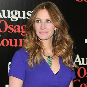 Julia Roberts Loves New York