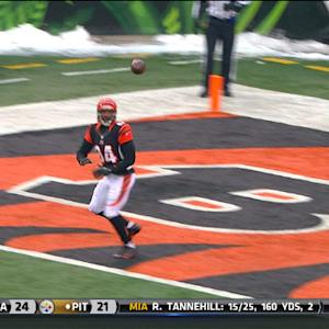 Cincinnati Bengals tight end Jermaine Gresham 1-yard touchdown