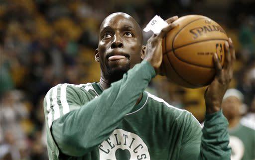 Garnett, Pierce return, help Celts beat Wizards