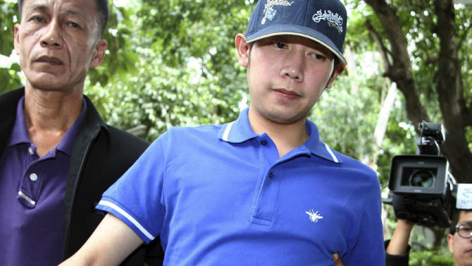 Red Bull heir arrested in deadly Thai hit-and-run