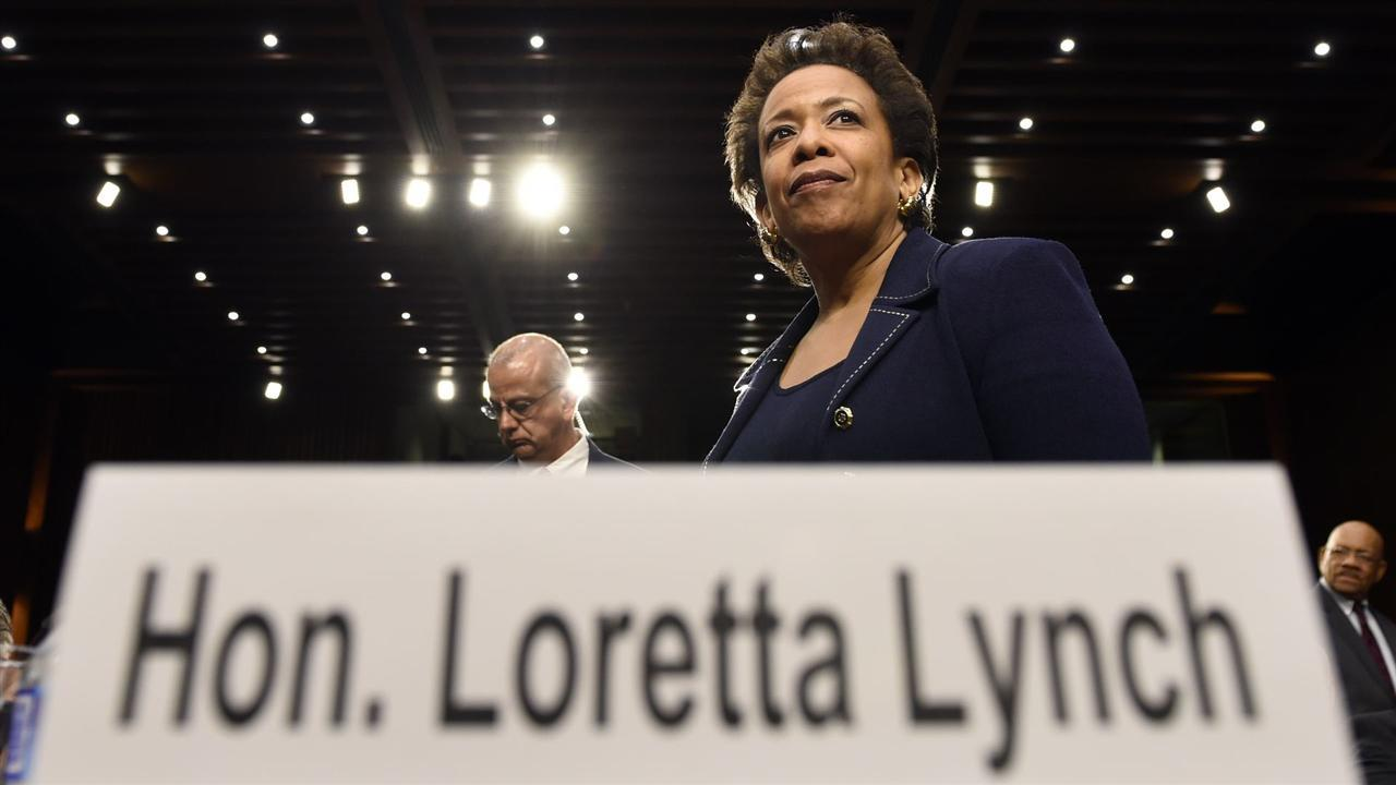 Lynch becomes US attorney general, first black woman in post