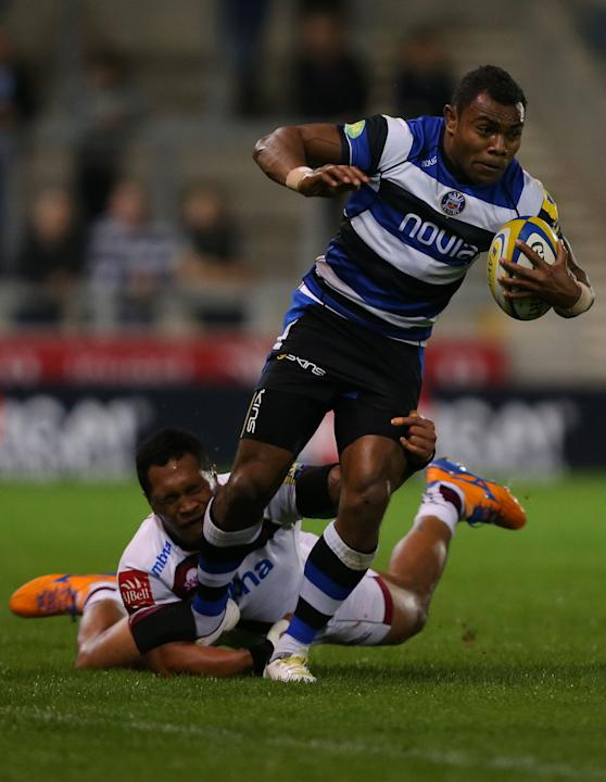 Rugby Union - Aviva Premiership - Sale Sharks v Bath - AJ Bell Stadium