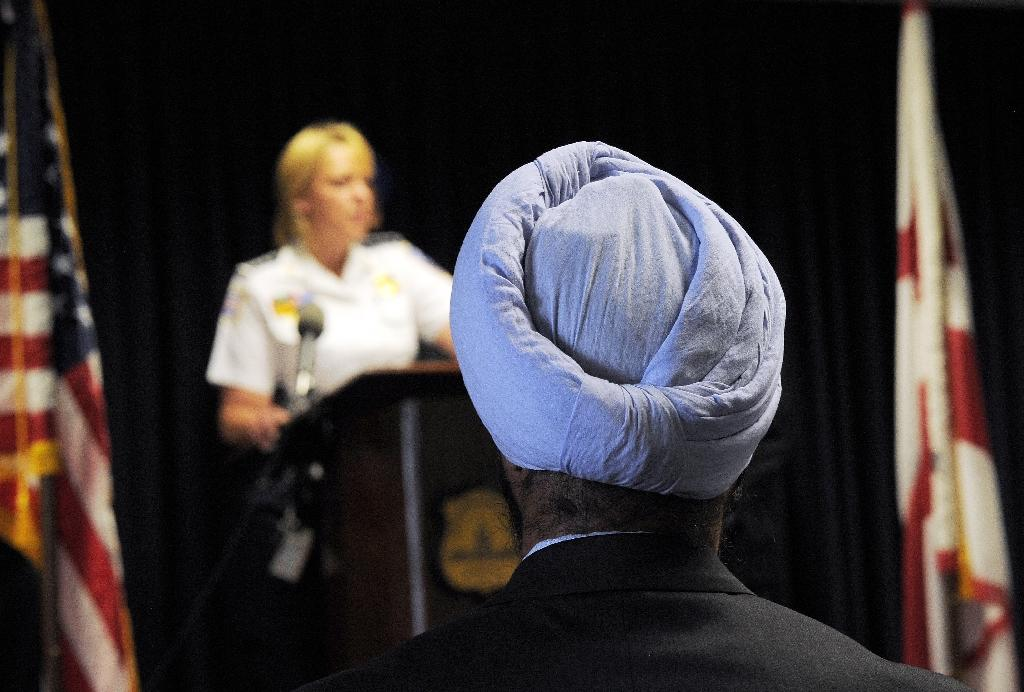 Sikh American says barred from Mexico-US flight over turban