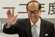 Asia&#39;s richest man Li Ka-shing at a press conference in Hong Kong last year. Asia has more billionaires than any other continent, a survey by a China-based wealth magazine showed on Thursday, apparently overtaking North America for the first time