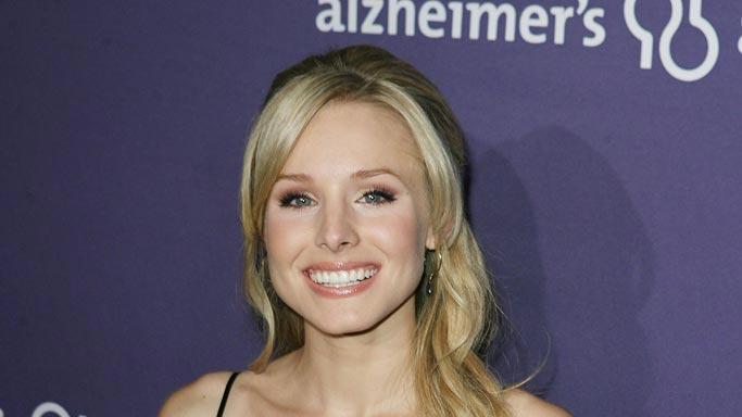 "Kristen Bell arrives at The 16th Annual ""A Night at Sardi's"" benefiting The Alzheimer's Association. -  March 5, 2008"