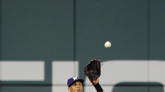 Lohse, Brewers defeat Nationals 4-2