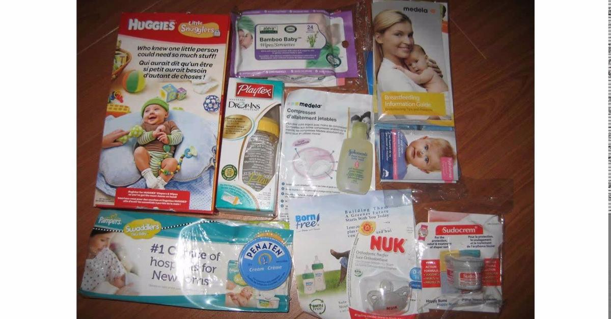 Want Free Baby Samples? Signup is Free, Get It!