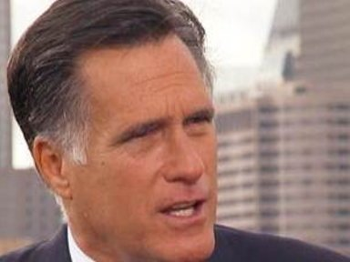 Romney Clarifies His Health …