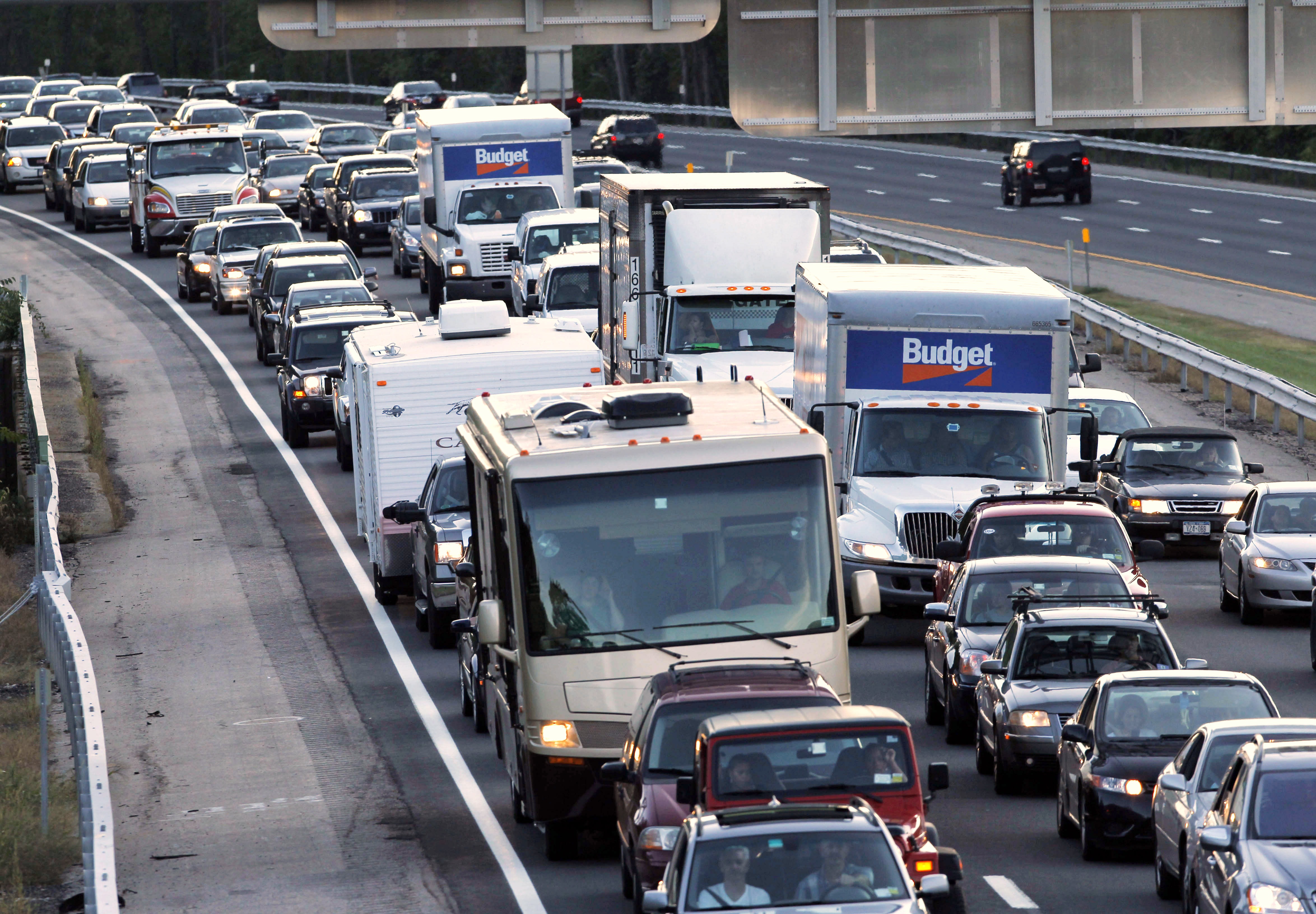 US traffic deaths rise sharply after small decline in 2014