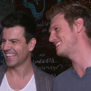 The Best Marriage Advice That Jordan Knight Gave Nick Carter