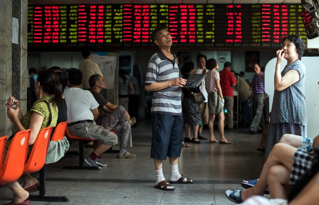Team China takes on country's rumour-driven markets