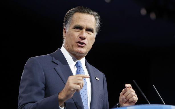 Mitt Romney: What 47%?