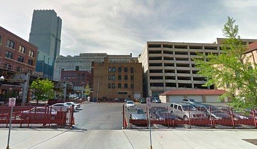 Development Du Jour: Developer Proposes 23-Story Tower for River North Parking Lot