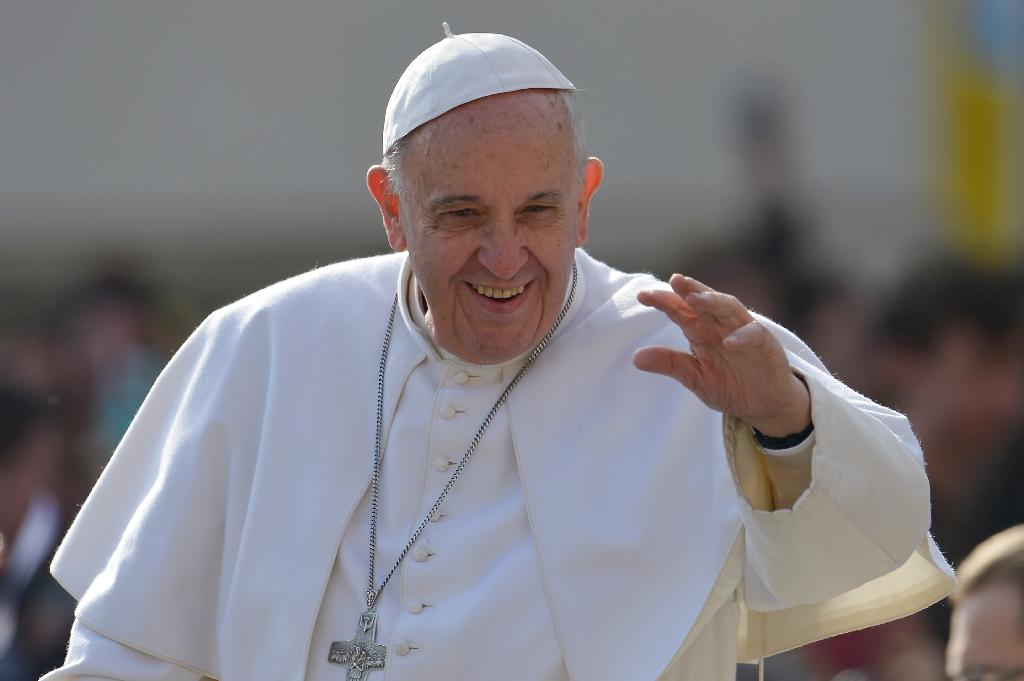 Poll finds Pope Francis' popularity in US rising