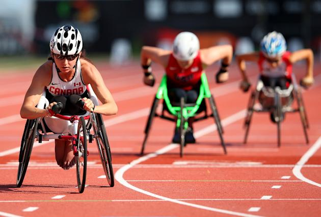 IPC Athletics World Championships - Day Five